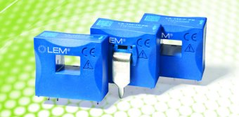 PCB-Mount Current Transducer Measures 150A