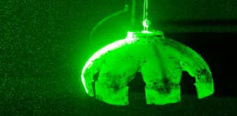 U.S. Navy Recrutes Robotic Jellyfish