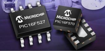 8-bit PIC Integrates Analog Circuitry