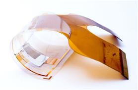 A Really Flexible X-ray Sensor