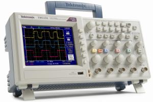 Tektronix entry-level Scopes now with Four Channels.