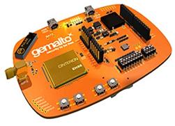 M2M Development Board Eases IoT Development