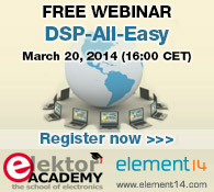 Webinar Ahead: DSP-All-Easy