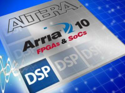 Altera adds Floating Point feature to Gate Arrays
