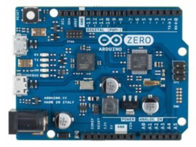 Arduino Zero Targets the IoT