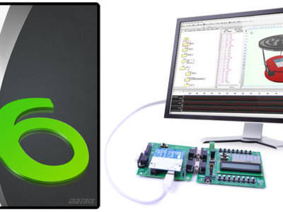 Over 50% Discount on Flowcode 6 for AVR/Arduino & E-blocks Bundle