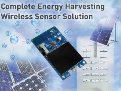 SiLabs rocks: $45 energy harvesting reference design