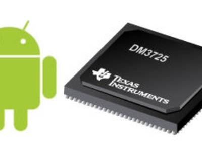 Free Android App Dev Kit from Texas Instruments