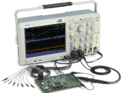 Scope / spectrum analyzer combo captures time-correlated analogue, digital and RF signals