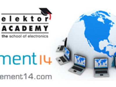 Crowded House! Successful first webinar staged jointly by element14 and Elektor