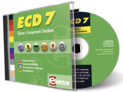 Elektor's Components Database Updated