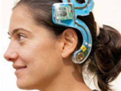 Wireless headset aids epilepsy diagnosis