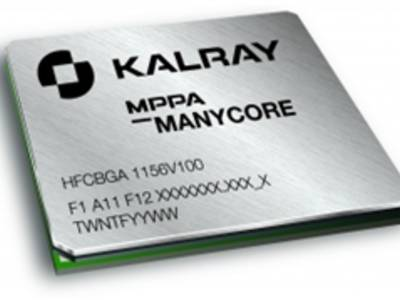 Massively Parallel DSPs Challenge FPGAs