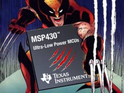 Wolverine Microcontroller Slashes Power Consumption