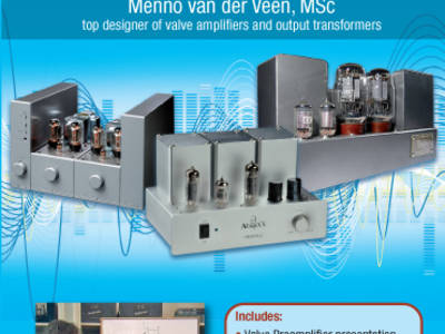 Elektor's Modern Valve Electronics Masterclass by Menno van der Veen Now on DVD