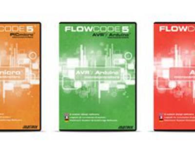 Flowcode V5 Targets Arduino Too