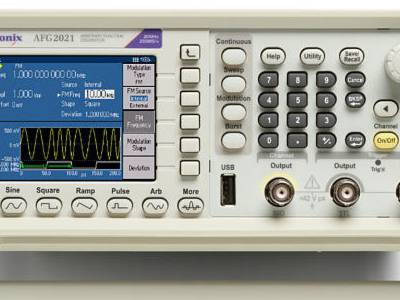 Arbitrary/Function Generator Creates Complex Signals at Entry-Level Price
