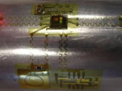 Electronics that Flex and Stretch like Skin