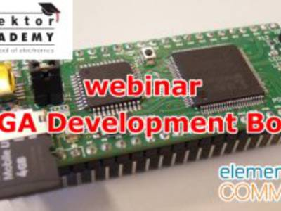 "Coming soon: ""FPGA Development Board"" webinar"