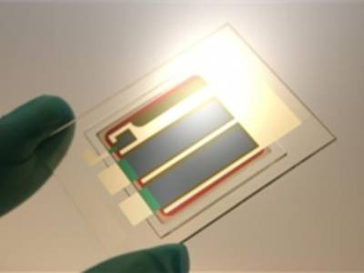 Organic Solar Cell Boasts 12% Efficiency