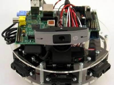 The Frindo RPi/Arduino Robotics Platform