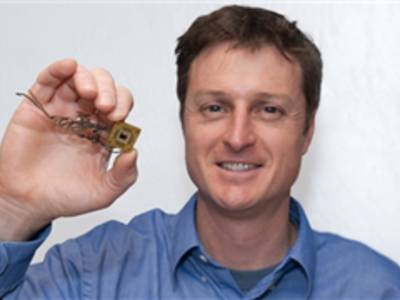 Nano Rectannas Grab More Energy From Sunlight