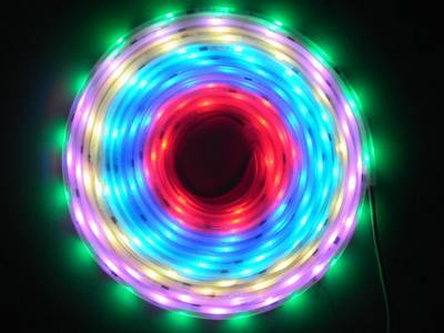 Control 1024 RGB LEDs With Only 3 Wires