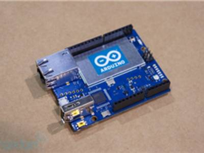 Arduino Takes You into the Cloud