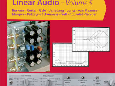 Linear Audio Volume 5 Now Available From Elektor