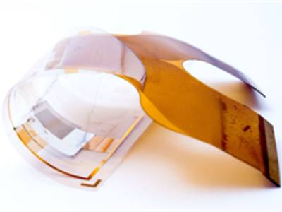 A Really Flexible X-ray Sensor