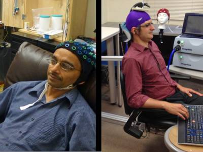 First Human Brain-to-Brain interface