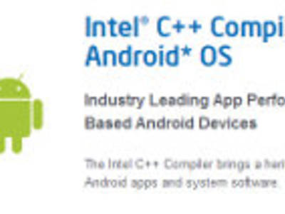Intel Compiler for Android