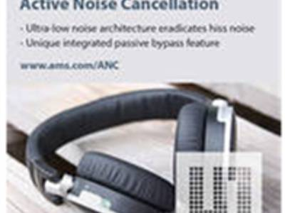 Noise Cancellation Driver ICs Feature Zero Audible Hiss