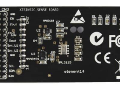 MEMS Sensor Evaluation Board