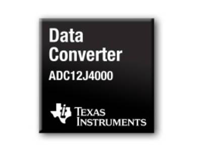 12-bit A/D Converter is Fastest yet
