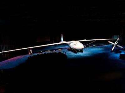 Boeing Unveils hydrogen-powered UAV