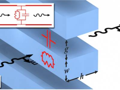 Replacing Electricity With Light: First Physical 'Metatronic' Circuit Created