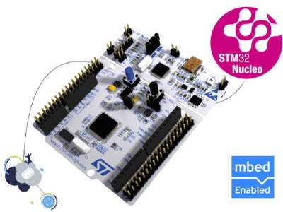 Nucleo, a $10 Development Board