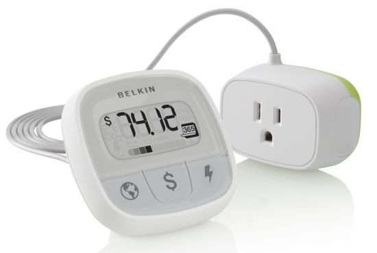 Belkin Provides Insight In Energy Consumption