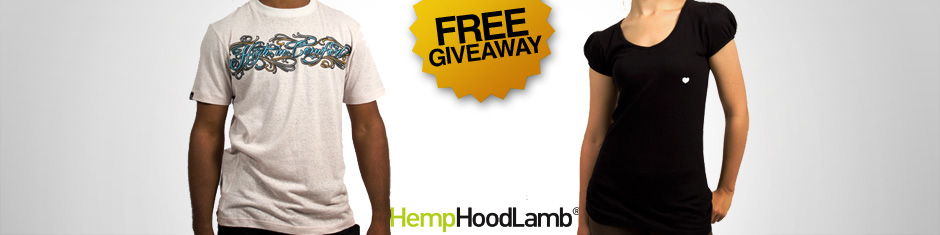 Free Giveaway: Hoodlamb T-Shirts 2010 Summer Collection