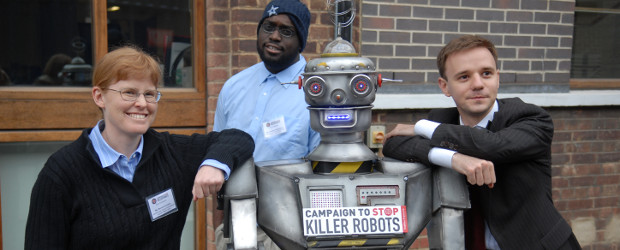 Killer Robots: The Tech Moves Faster Than The Debate