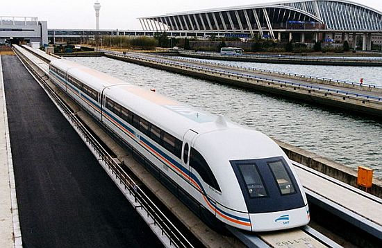 Chinese Maglev Train Will Reach 1000 km/ph