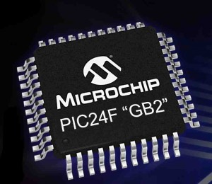 Microchip PICs with Integrated Crypto Engine