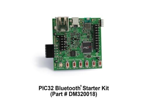 Microchip Bluetooth Starter Kit