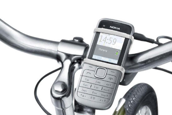 Bicycle Phone Charger by Nokia