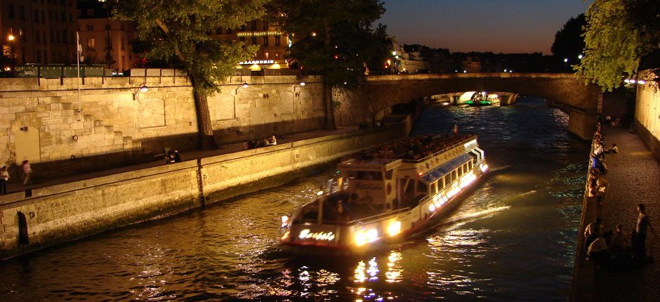 Paris Seine Turbines