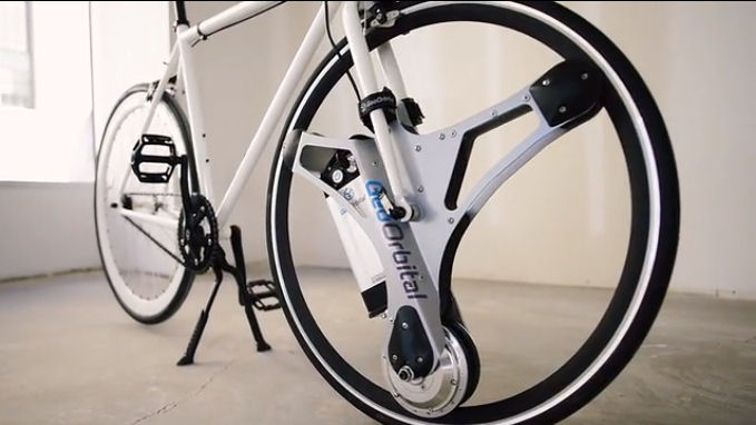 GeoOrbital Wheel – Make your bicycle electric in 60 seconds