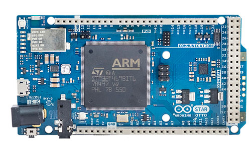 STMicroelectronics joins the Arduino community