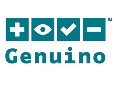 The new Genuino Logo