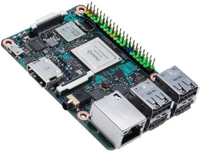 1.8-GHz 32-bit quad core Raspberry Pi clone